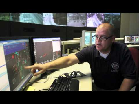 Los Angeles Department of Transportation Automated Traffic Surveillance and Control Center