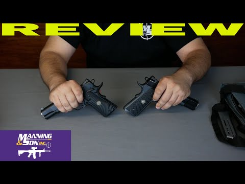 WILSON COMBAT XTAC ELITE FULL REVIEW WITH OPTIONS X TAC
