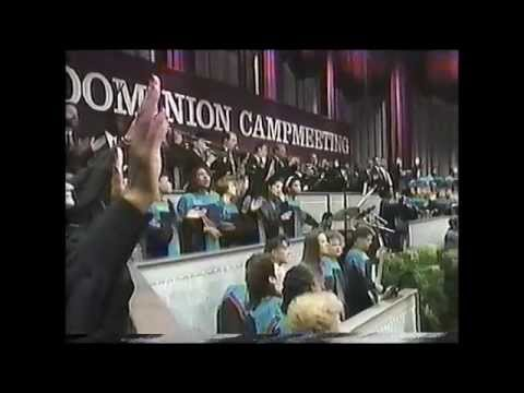 "Camp Meeting Glory Vol. 1 -  Gary Oliver - ""All day long"""