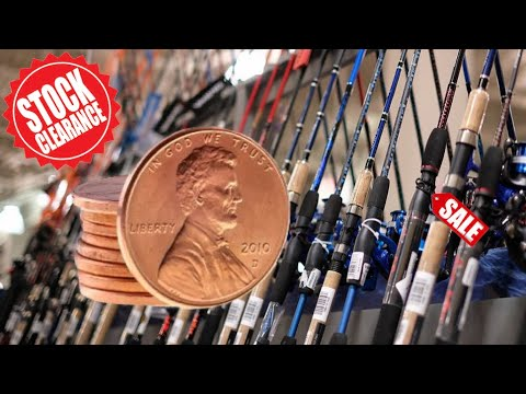 Where To Find The BEST DEALS For Bass Fishing Rod's & Reels