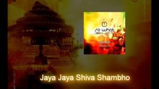 So What Project!   Jaya Shiva Shambho   + Lyrics