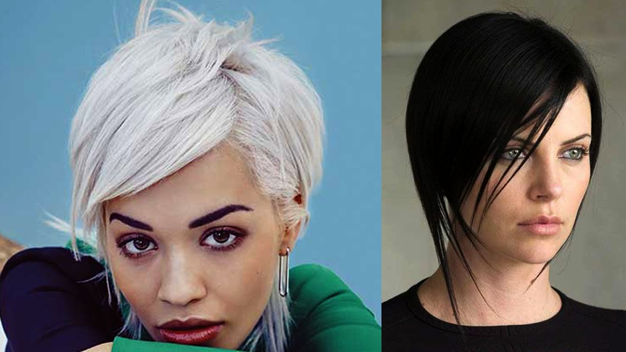 Simple Haircuts For Short Hair New Short Hairstyles For Women Simple Short Cut Haircut Women