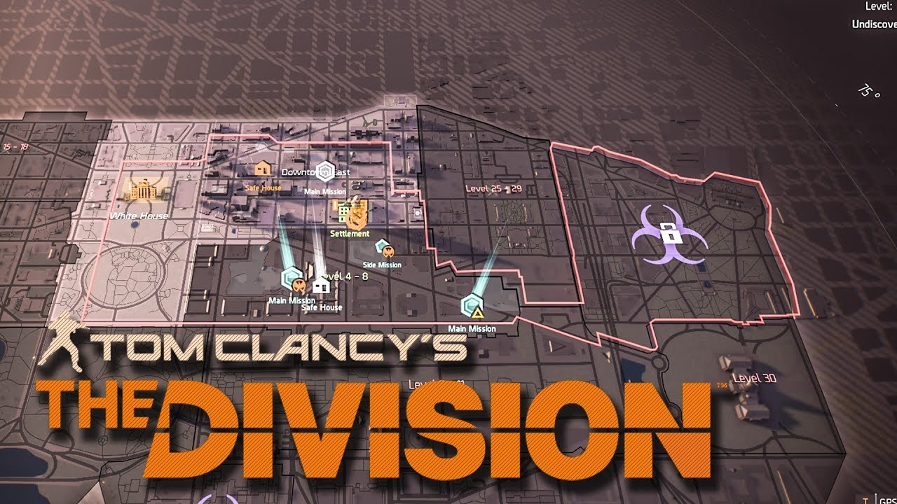 Crafting Station Location Division 2 Youtube