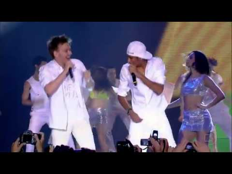 Michel Teló & Neymar  Ai Se Eu Te Pego HD