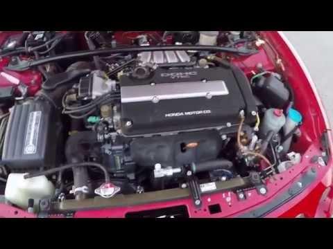 Acura Integra GSR DC2 B18C DOHC VTEC bone stock original clean