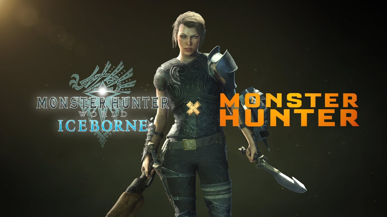PS4《Monster Hunter World: Iceborne》| 電影《魔物獵人》特別合作預告片