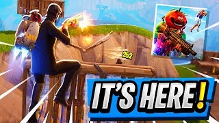 *NEW* CLOSE ENCOUNTERS Gamemode! | Jetpack Only LTM! ( Fortnite Gameplay )