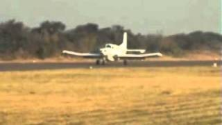 short take off and landing p 750 xstol