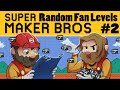 Super Mario Maker | Random Fan Levels Ep. 2 | Super Beard Bros.