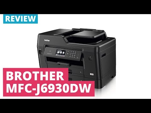 Brother Mfc J6920dw Multifunction Colour A3 Inkjet Prin