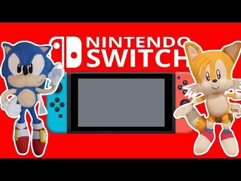Sonic The Hedgehog - Nintendo Switch