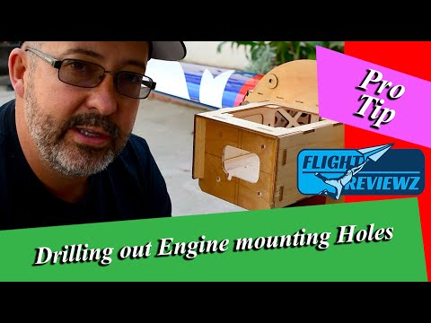 flightreviewz-how-to:-drilling-engine-mounting-holes