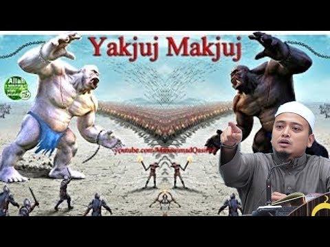 MENDEBARKAN!! Dimanakah Terletaknya Tempat Persembunyian Yakjuj Makjuj - Ustaz Wadi Anuar 2017