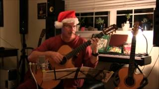 We Wish You A Merry Christmas - Robert Dillon - Fingerstyle Guitar