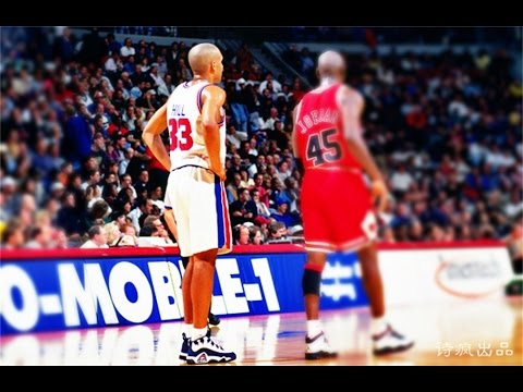 【诗疯出品】Grant Hill Detroit Pistons Highlights