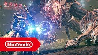 ASTRAL CHAIN - Announcement trailer (Nintendo Switch)