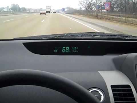 Toyota Prius Unintended Accleration- 2008 Toyota Prius Gas Pedal