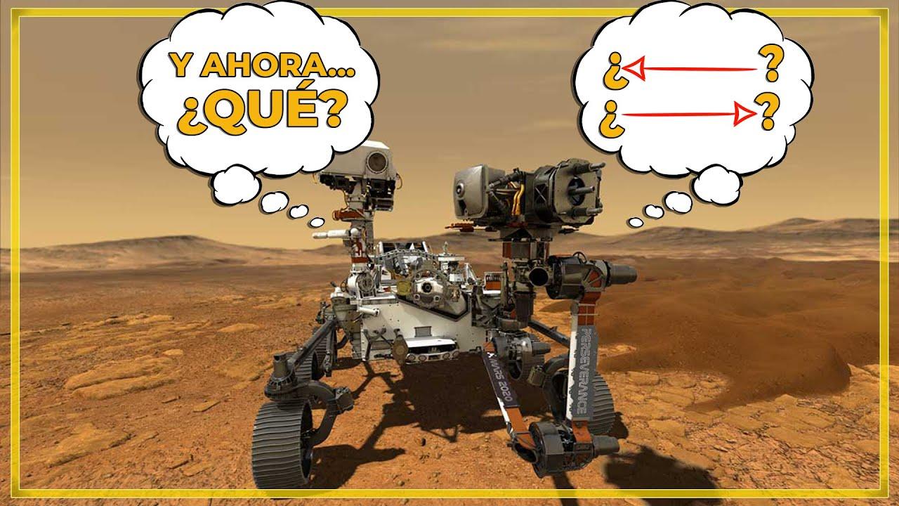 ¿Qué hará PERSEVERANCE de la NASA en Marte?