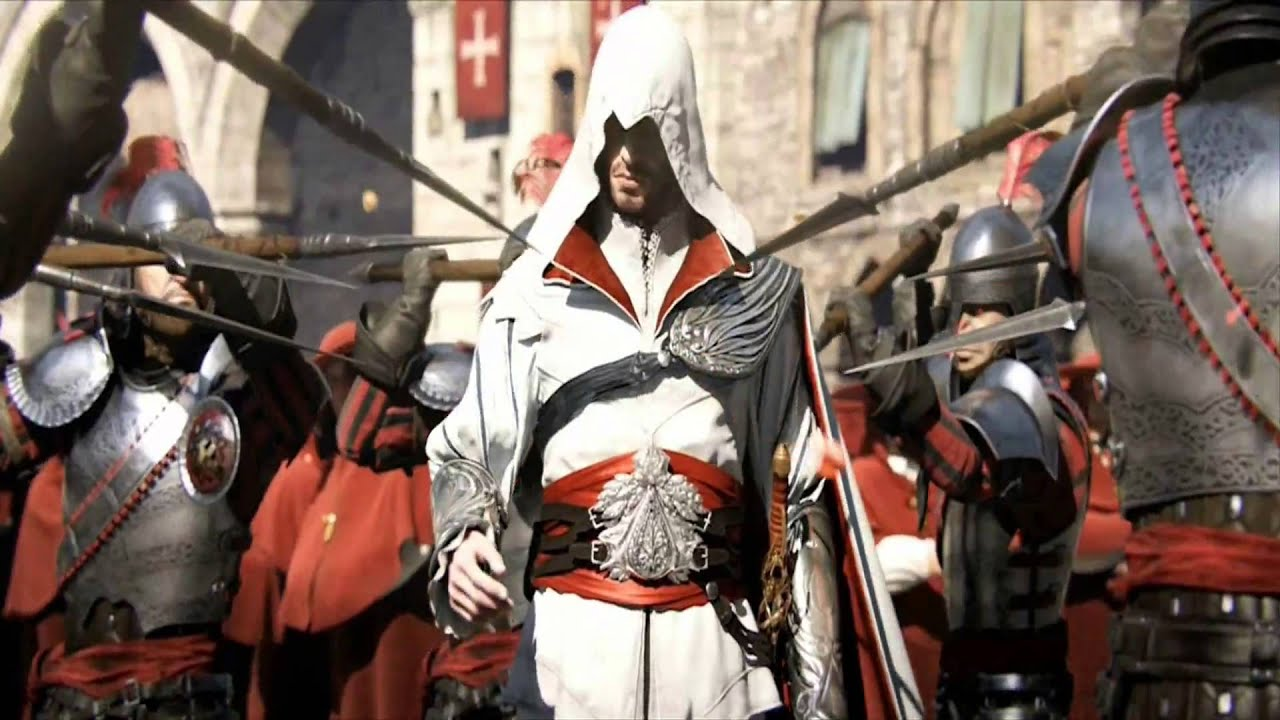 Assassin's Creed Brotherhood Trailer - YouTube