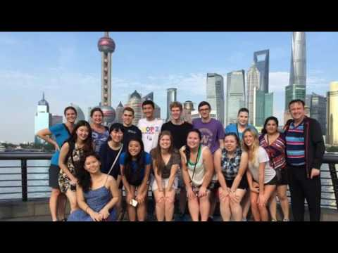 Study Abroad in Shanghai!