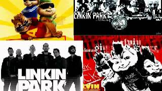Chipmunk -  BURN IT DOWN (Official Music Video)  linkin park