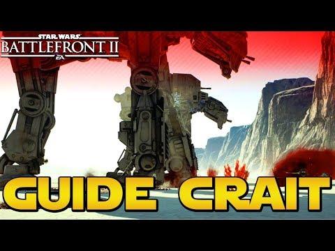 GUIDE CRAIT ASSAUT GALACTIQUE (Phases/Objectifs) | Star Wars Battlefront 2