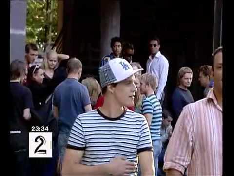 Guns N  Roses Oslo  Norway TV Report