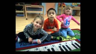 KiddyKeys Preschool Music in Action