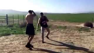 Coalinga fight