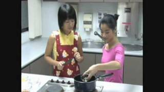 Khoo Teck Puat Hospital Four Treasures Curry (part 1 Of 2)