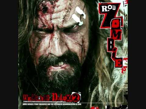 Music video Rob Zombie - Burn