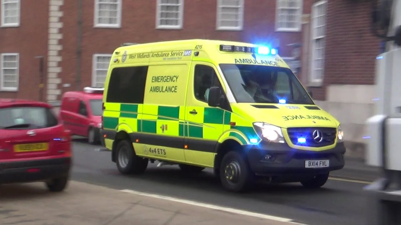 New 39 14 wmas 4215 4x4 emergency ambulance mercedes for Mercedes benz emergency number