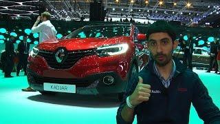 Renault Kadjar, grazie mille Qashqai! | Salone di Ginevra 2015