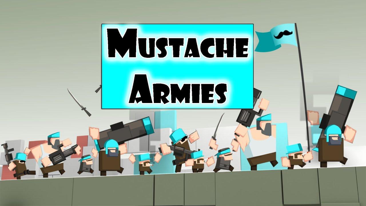 Mustache armies симулятор усов скачать