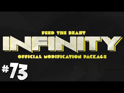 FTB Infinity- Ep.73 - ME Fluid Auto Crafting System!