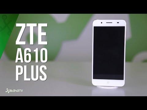 ZTE A610 Plus, primeras impresiones