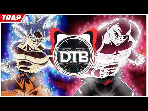 DRAGON BALL SUPER - Jiren's Power Vs Ultra Instinct Goku (TrackGonEat Trap Remix)