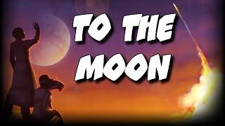 Да это же как фильм Начало (Inception) | To The Moon