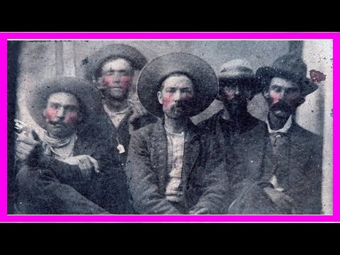 AMERICAN NEWS TODAY - A photo of billy the kid was purchased for $10 in a flea market can be worth