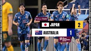 #AsianQualifiers - Full Match -  Group B   Japan vs Australia