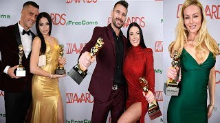 AVN Award Winners 2019 | 2019 AVN Award Winners | AVN Award | 36th AVN Award