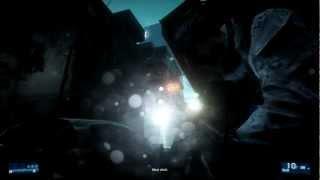 BF3 campaign: [9] Night Shift (Sniper mission)