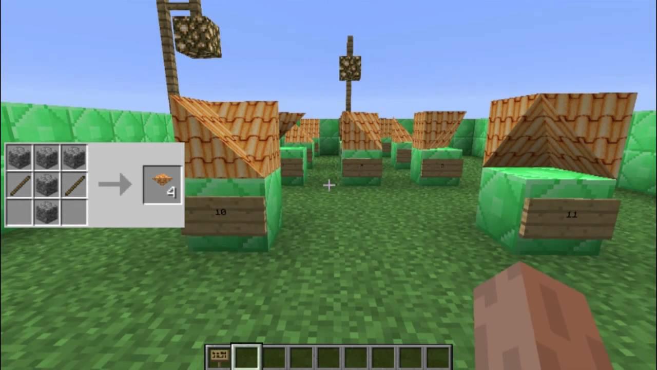 Minecraft - In arrivo una mappa e un pacchetto di texture ...