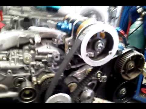 Dry sump 03 Subaru WRX