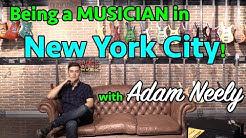 NEW YORK CITY MUSIC SCENE with Adam Neely - NYC - GuitCon2018