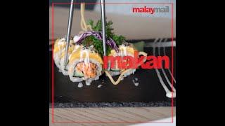 Vegan Japanese food @ Sushi Kitchen Kota Damansara