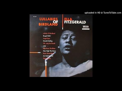 """Ella Fitzgerald: """"How High The Moon"""""""