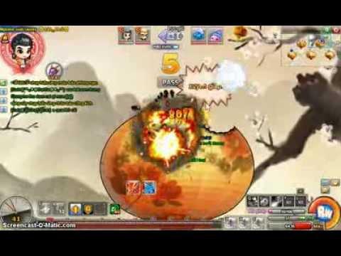 Gunny - Trận đấu hài hước - Gà Ninja