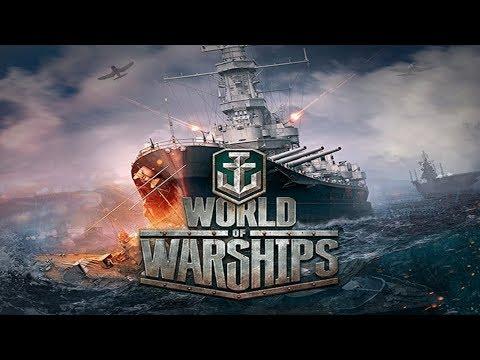 Смотреть World Of Warships - НЕОЖИДАННЫЙ УТРЕНИЙ СТРИМ =) онлайн