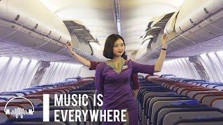 Download Lagu Musik dari Suara Pesawat | EPIC Music made from Airplane Sounds | Music Is Everywhere #16